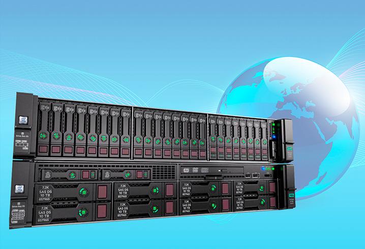 Серверное решение для провайдеров